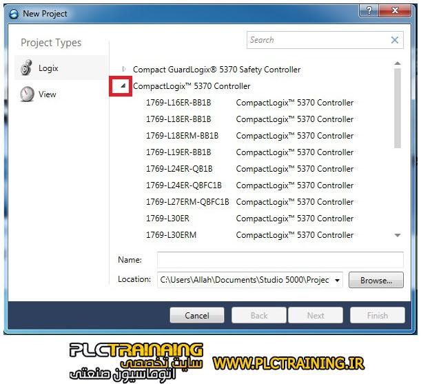 کامپکت لاجیکس CPU