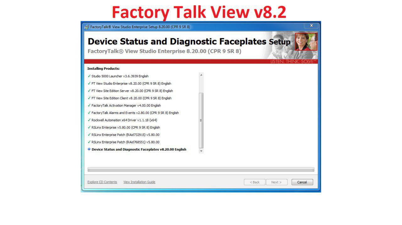 Factory Talk View2