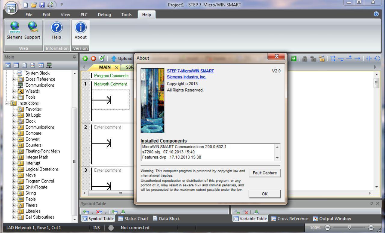 برنامهنویسی S7-200 زیمنس