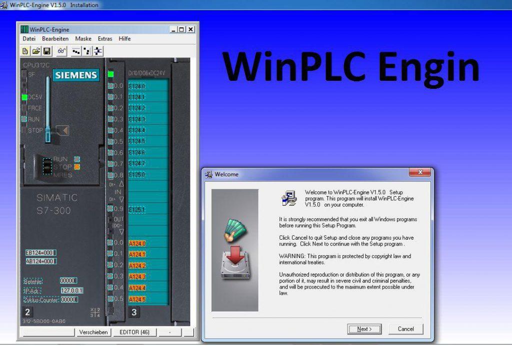 WinPLC Engin V1.5