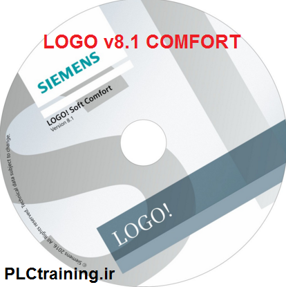 نسخه کامل نرمافزار LOGO 8.1 زیمنس
