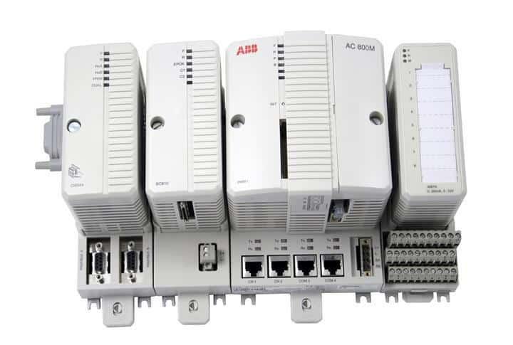 نرم افزار Control Builder AC 800M