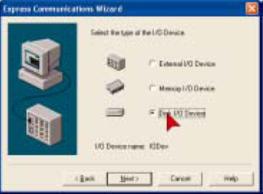 Disk I/O Device